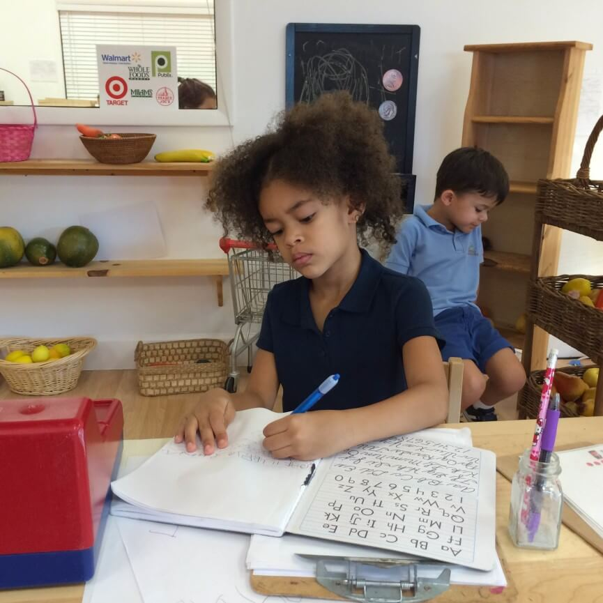 Writing KLA Schools of Plainfield