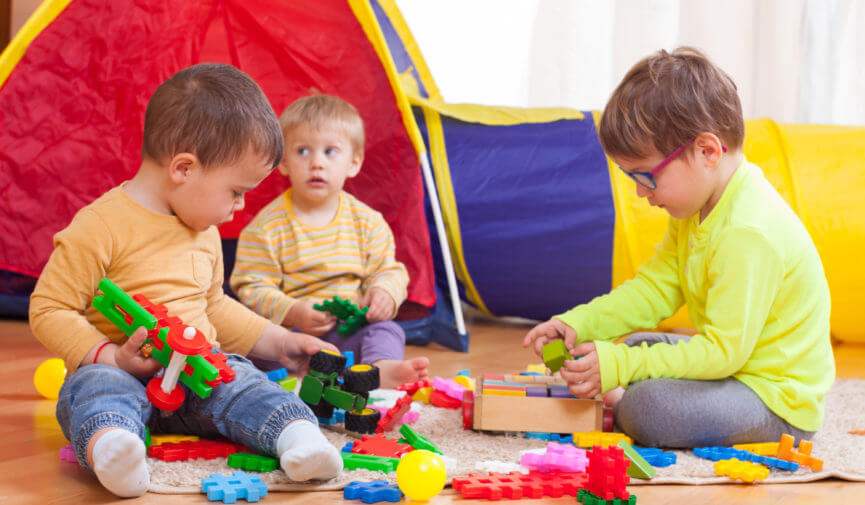 Helping Your Child Make Daycare Friends