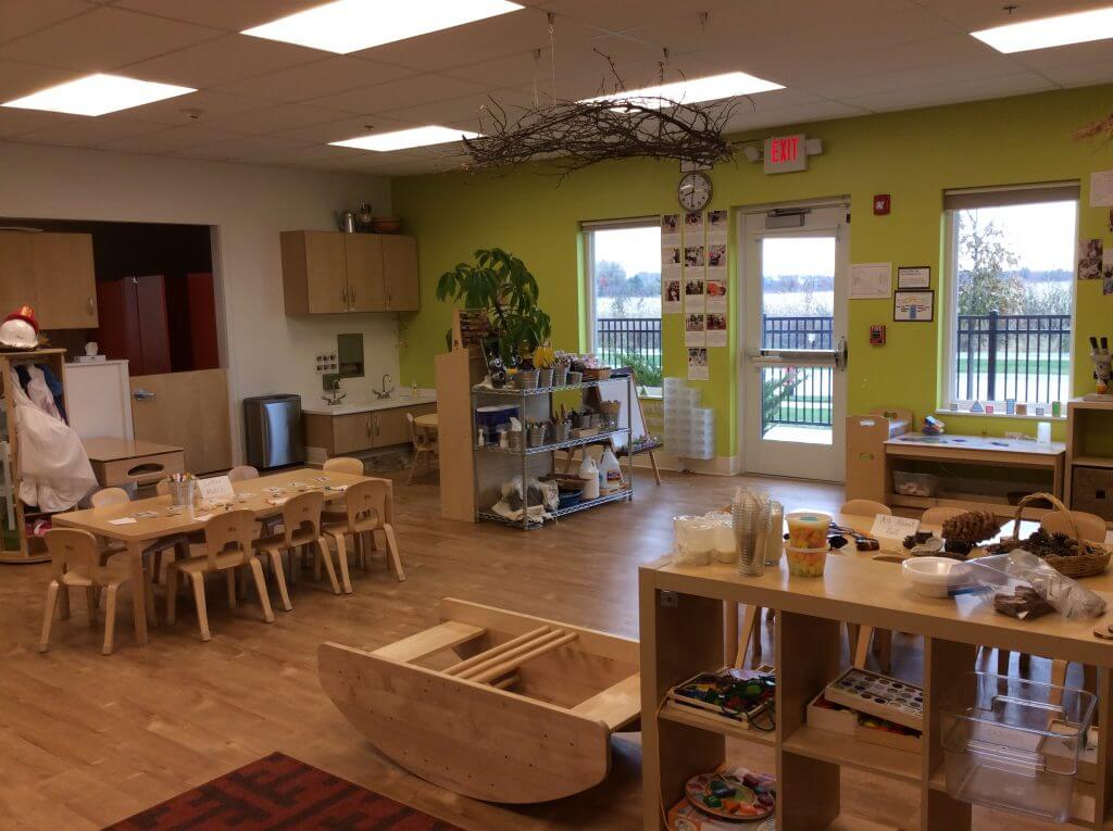 Preschool Class Environment KLA Schools of Plainfield