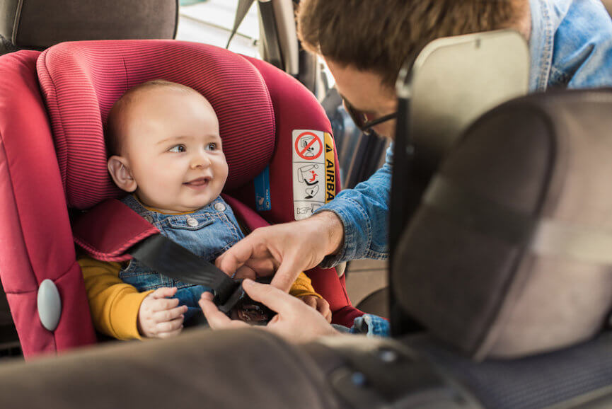 Car Seat Safety KLA Schools Plainfield